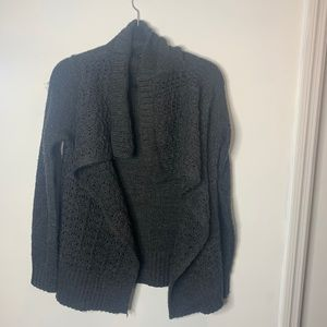 American Eagle grey cardigan size small
